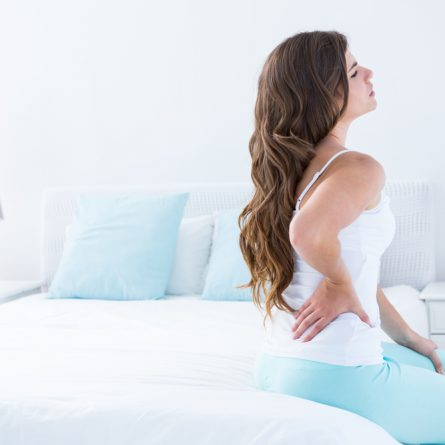 dor nas costas em mulheres