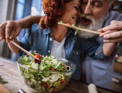 como envelhecer com saúde