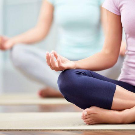 benefícios da yoga