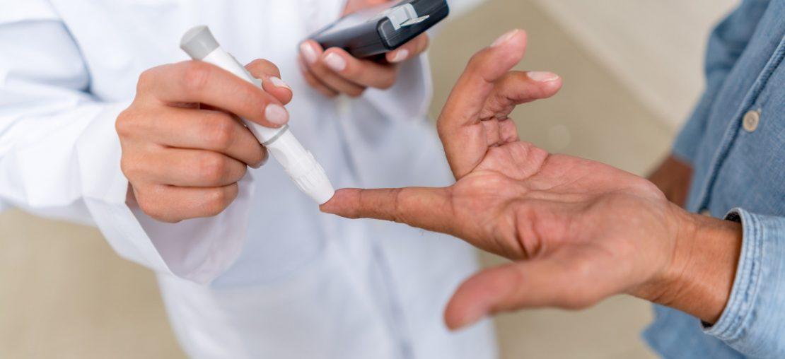diagnóstico de diabetes